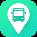 T map 대중교통 - KT,LG,SKT(버스,지하철) icon