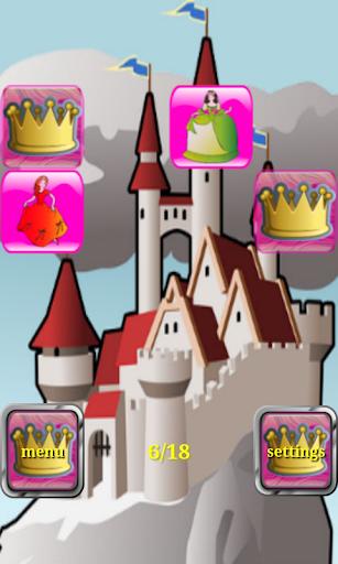 玩免費休閒APP|下載公主記憶遊戲 app不用錢|硬是要APP