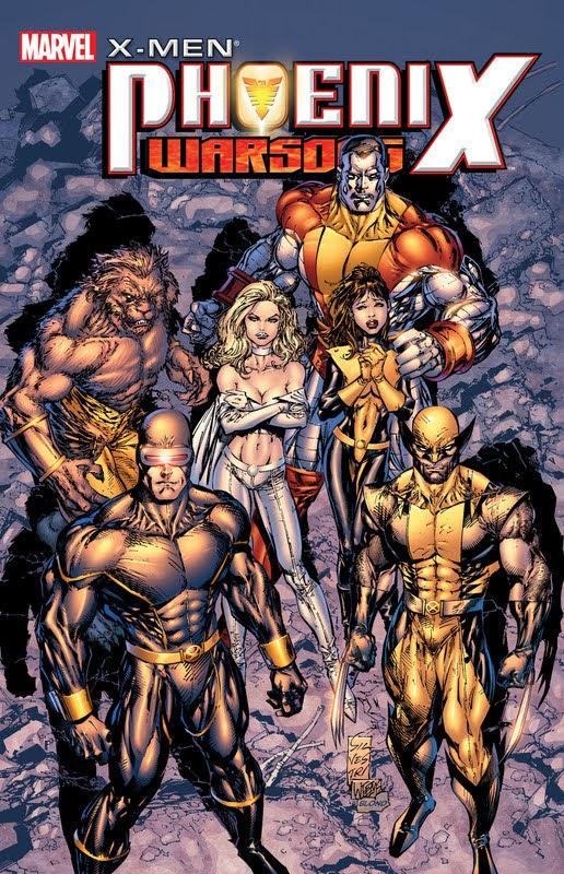 X-Men: Phoenix Warsong (2008)