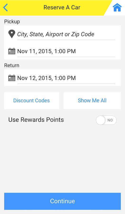 Hertz Roadside Assistance >> Hertz RentACar - Android Apps on Google Play