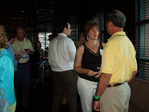 Photo: To find out about other events Mercantile Capital Corporation has hosted or attended, visit www.504blog.com.