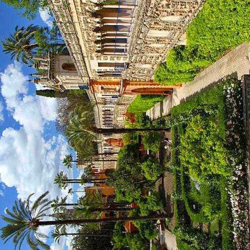 Alcazar Palacein Puzzles