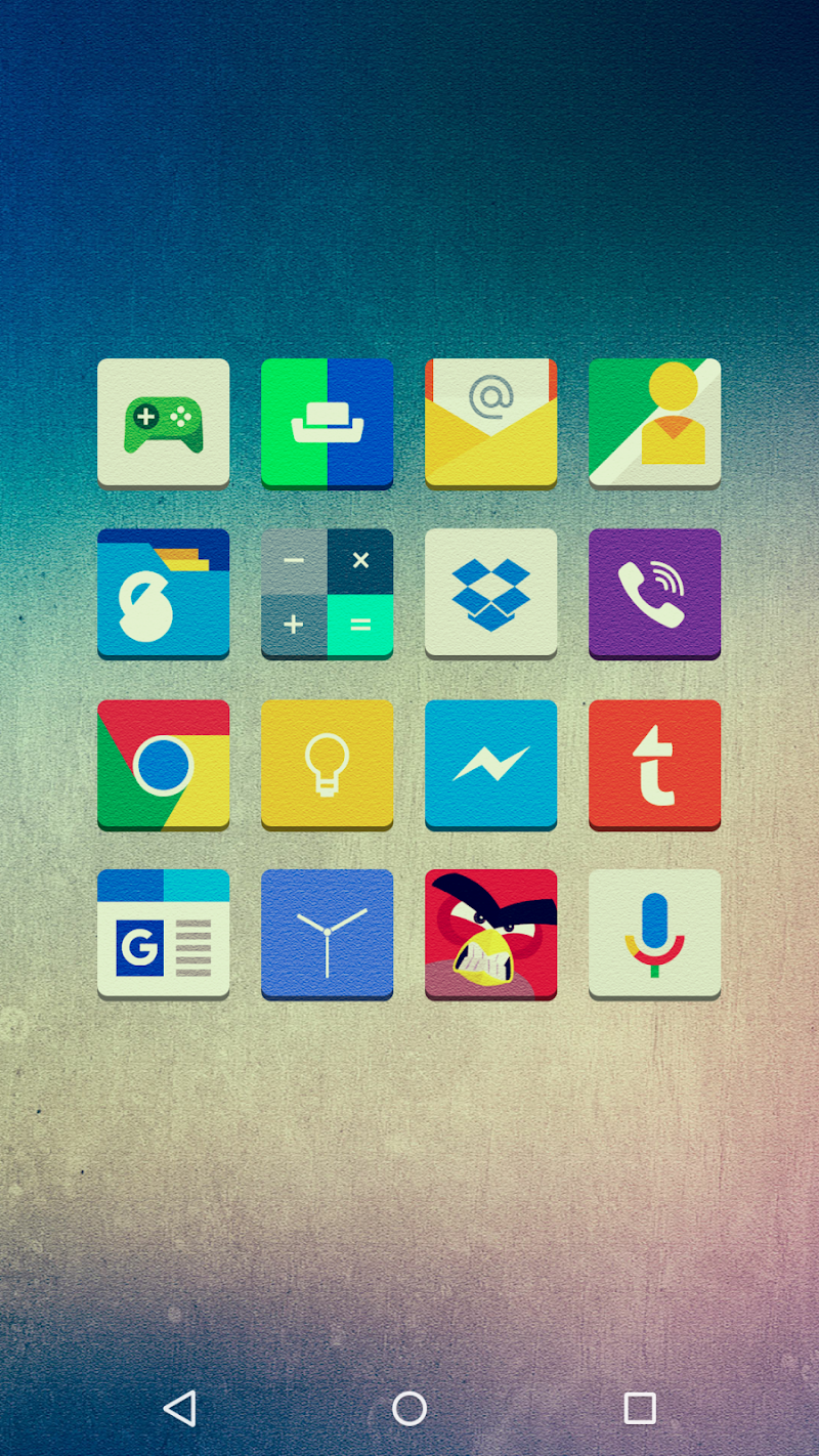Tenex - Icon Pack Screenshot 3