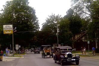 Photo: Auburn IN, ADC Walk, parade