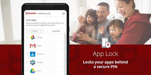 Mobile Security: Antivirus, Anti-Theft & Safe Web 5.0.2.1839 screenshots 7