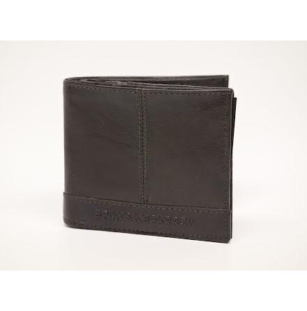 Spikes & Sparrow plånbok black 7716495