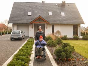 Photo: 11 XII 2014 roku - Jej dom