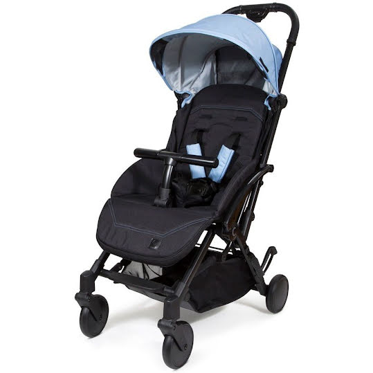 Kobbe Trend Resevagn Lagoon Green