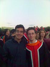 Photo: 26 Haziran 2005 - Murat'ın ODTÜ mezuniyet töreni