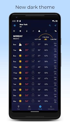 Foreca Weather Apk 2