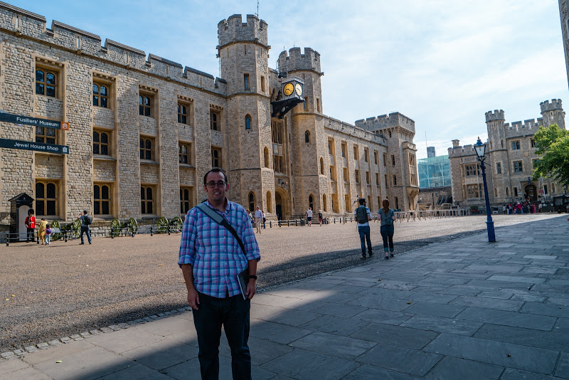 Going to see the Crown Jewels!