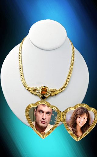 Love Locket For Couples