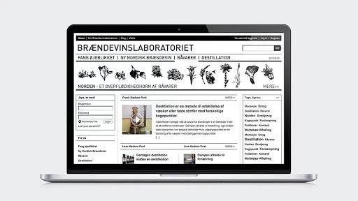 Aalborg Akvavit Brand Strategi &Identitet preview