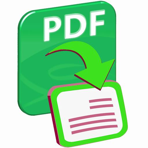Aadhi PDF To XLS Converter
