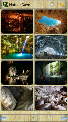 Nature Cave Backgrounds