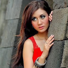 beautiful eyes by Timor Dedy Irawan - People Fashion