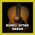 Kunci Gitar Dasar icon