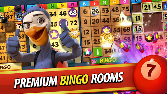 Bingo Drive – Free Bingo Games MOD (Unlimited Money) 3