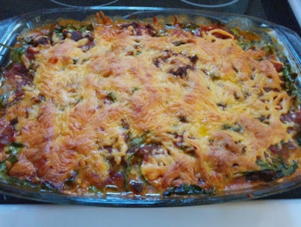 Beet Green & Zucchini Lasagna Recipe