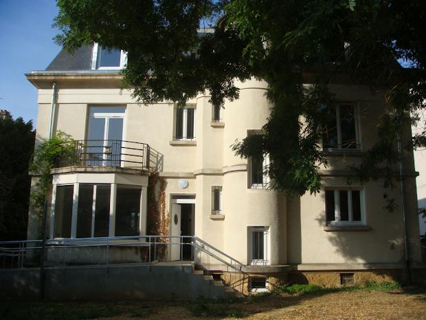 La Colombe : maison de L'Arche à Nancy
