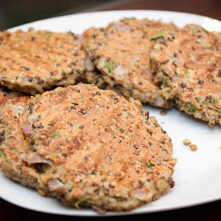 Black Lentil Burgers Recipes.