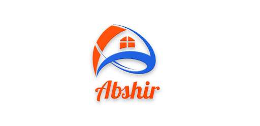 Abshir Application for booking home services.
