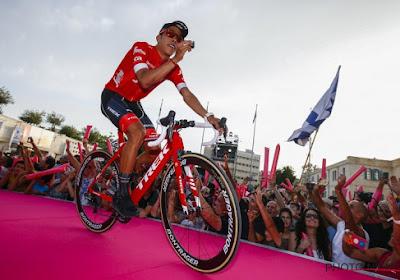 Mikel Nieve is onze favoriet voor het bergklassement in de Giro d'Italia