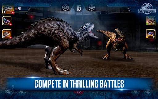Jurassic Worldu2122: The Game 1.27.1 screenshots 4