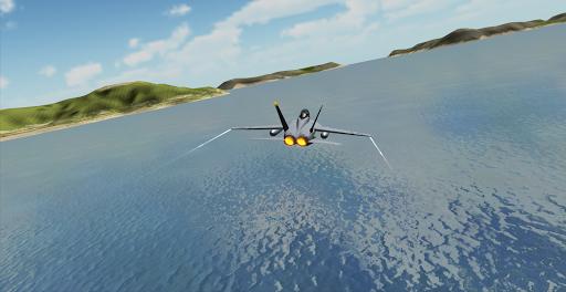 F18 Airplane Simulator 3D 1.0 screenshots 8