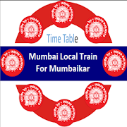 Mumbai Loacl Train Time table