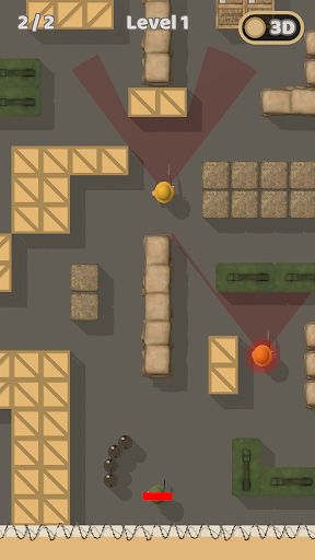 Assassin Games of Hunter 3D - Hunter 1.2 screenshots 1