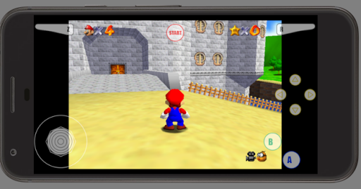 N64Android (N64 Emulator) 3.0.10 screenshots 1