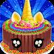 Amazing Unicorn Chocolate Bar Cake! Rainbow Chef (game)