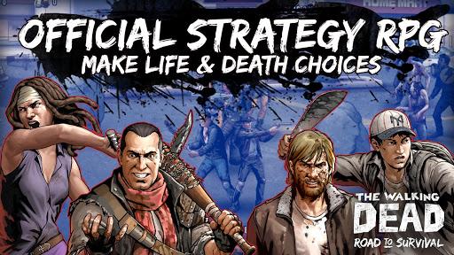 The Walking Dead: Road to Survival 9.3.1.58376 screenshots 1