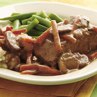 Top Round Steak Slow Cooker Recipes