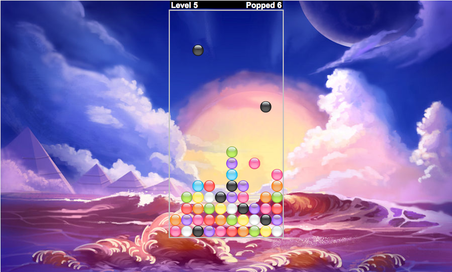 Bubble Craze- screenshot