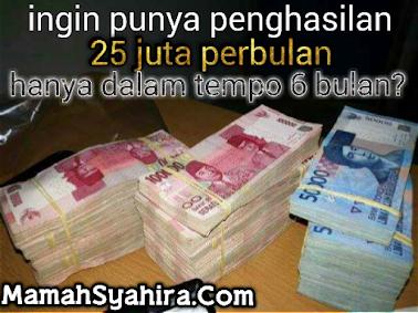 25 juta per bulan