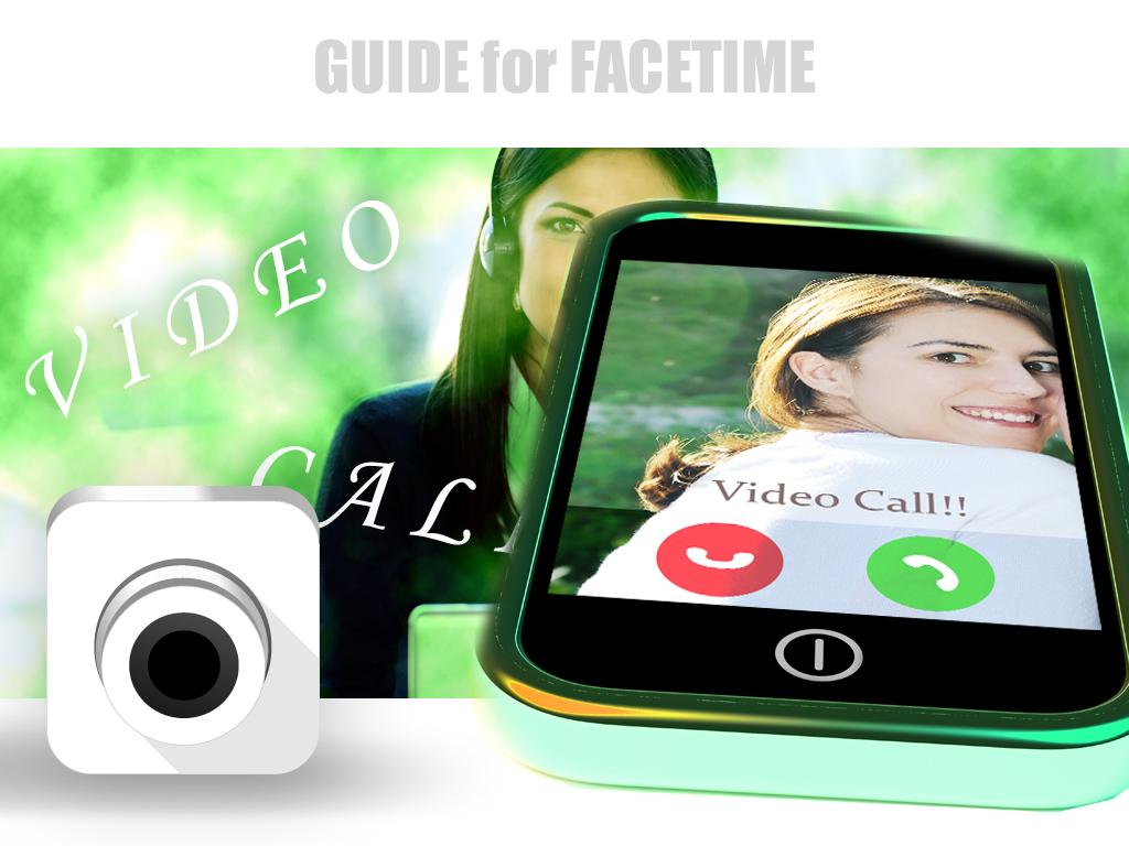 Phone Facetime With Android Phone app facetime for android guide apps on google play screenshot