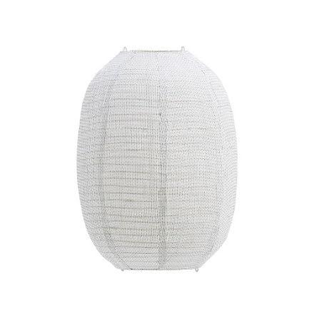 Lampskärm Stitch off white