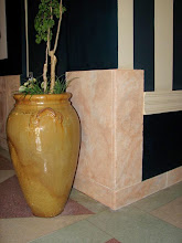 Photo: Riviera Hotel South Beach Specialized Designs / Wieber Art Marble Finish......