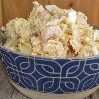 3-Ingredient Chicken Salad.