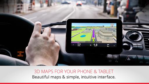 GPS Navigation & Traffic Sygic screenshot 3