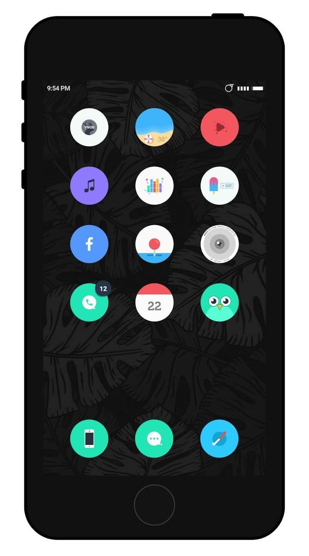Ruzits 2 Icon Pack Screenshot 3