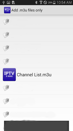 IPTV E-MAG screenshot 5