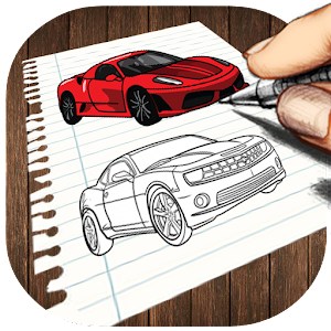 How To Draw Cars - Full Version