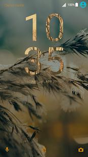 Xperia Theme Winter Festival - náhled