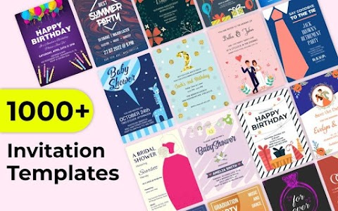 Invitation Maker Free - Birthday & Wedding Card 5.9 (SAP) (Pro)