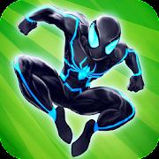 Super Spider Hero Fighting Incredible Crime Battle