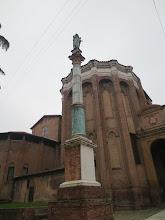 Photo: San Domenico church where Michelangelo's sculptures were