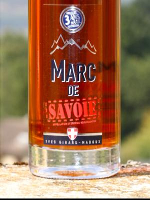 Marc de Savoie AOR - Mondeuse - Domaine Yves Girard-Madoux - Vignoble de la Pierre - Vin de Savoie - Chignin - Savoie Wine & Spirits